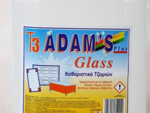 ADAMS GLASS ΤΖΑΜΙΩΝ