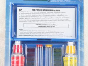 Τέστ κιτ Χλωρίου/Βρωμίου και pH σε σταγόνες
